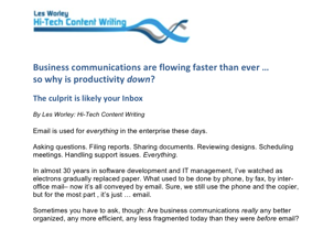 2014-10-Productivity-and-the-Inbox