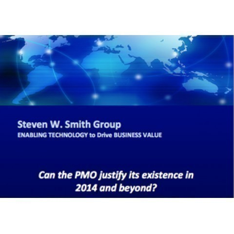 Can the PMO Justify Its Existence?